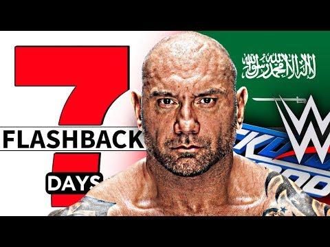 Saudi-Skandal: WWE-Kritik! SmackDown 1000: BaTEASta vs. Triple H! (7DAYS)