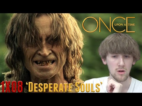 Once Upon A Time Season 1 Episode 8 - 'Desperate Souls' Reaction