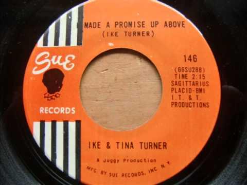 ike tina turner i made a promise up above