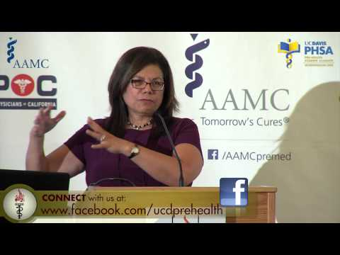 Women in Medicine & Leadership: Yvonne (Bonnie) Maldonado (2014)