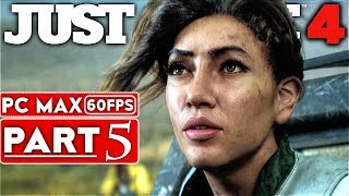 JUST CAUSE 4 Gameplay Walkthrough Part 5 [1080p HD 60FPS PC MAX SETTINGS] - No Commentary