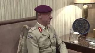 شاهد.. ولي ولي العهد يلتقي كبير المستشارين العسكريين لشؤون الشرق الأوسط بوزارة الدفاع البريطانيةشاركنا برأيك