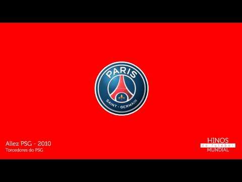 Hino Oficial Paris Saint-Germain - Allez PSG!