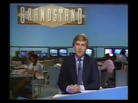 BBC1 Grandstand (including BBC News Summary) - 1988