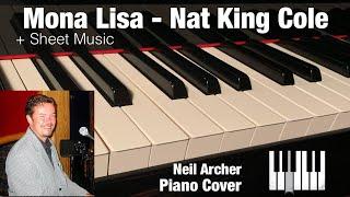 Mona Lisa - Nat King Cole - Piano Cover