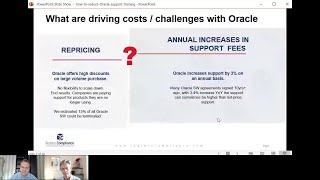Oracle Software – Vendor Lock-in #1 – Why you are paying for unused licenses