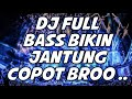 DJ DUGEM PALING TERBARU 2021  FULL BASS BIKIN JANTUNG COPOT BRO....