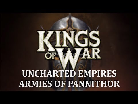 Kings Of War 3rd Edition Uncharted Empires Breakdown!