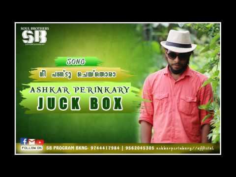 Nee Pandu Cheythoraa | Ashkar Perinkary Hit Song ANUBHAVAM 2017