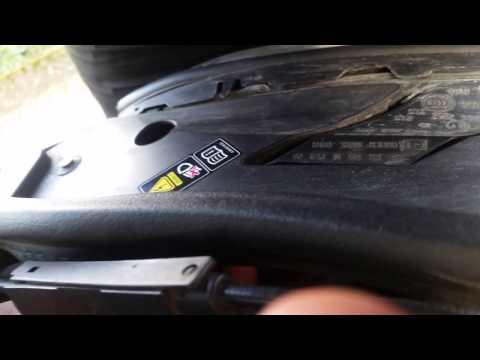SMD LED Kofferraumbeleuchtung Mercedes E-Klasse S210 S211 T-Modell Kombi Xenon