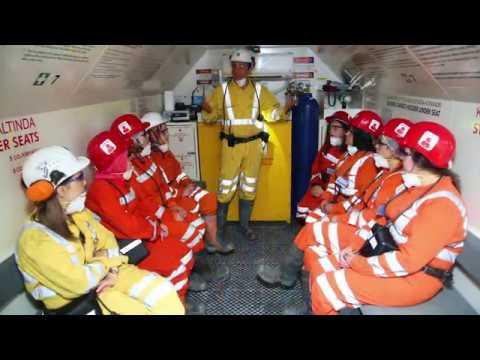 Underground Visits In Cayeli Mines