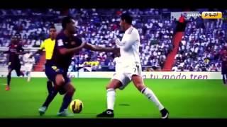 كريستيانو رونالدو ضد ليونيل ميسي   مهارات ● أهداف ● تمريرات   2016 2017