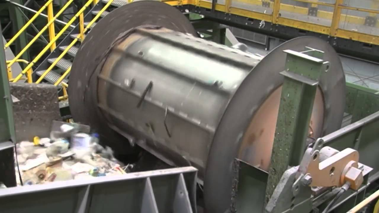 Как утилизируют мусор в Нью-Йорке