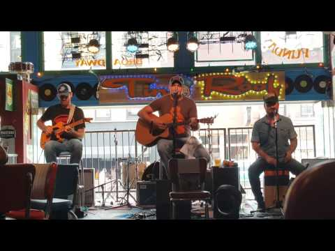 Wes Cook Band at Nashville Tin Roof