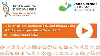 Showcasing Discoveries Webinar by Dr Pablo Menéndez