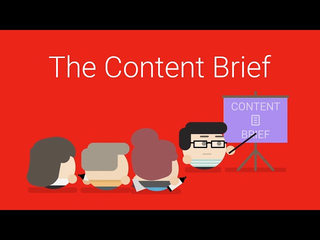 YouTube Playbook for Brands Ep 1/6 - The Content Brief