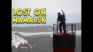 LOST ON NAMALSK! - Arma 2  DayZ Mod - Ep.18
