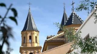 Órgiva, casco urbano. Granada