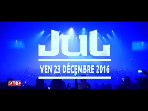 Jul au Zénith de Paris - Concert Skyrock
