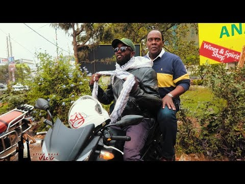 JEFF KOINANGE'S FIRST TIME ON A BODA BODA & MATATU IN 20 YEARS!!