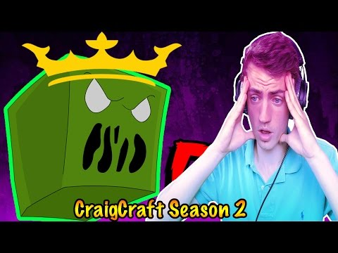 """Minecraft: CraigCraft S2 - MAD PACK 3 EDITION - #10 - """"Slime King Boss!"""""""