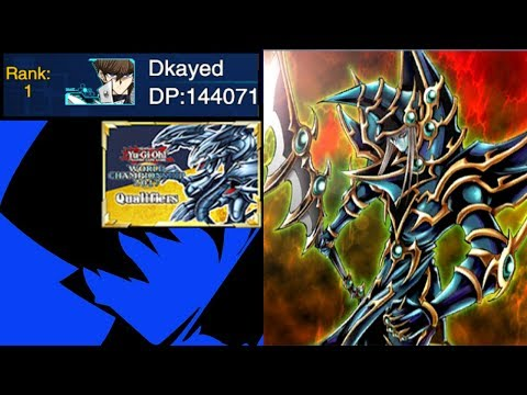 Road to Worlds: 1st Place NA + Crimson Kingdom Preview [Yugioh Duel Links]
