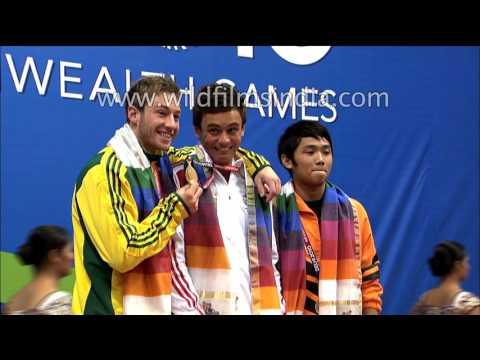 Men's 10m Platform Diving : Commonwealth Games