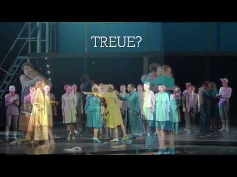 Ruth Fiedler als Fiordiligi in Mozart's Cosi fan tutte