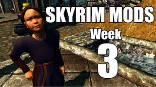 Skyrim Mods - Week #3: 2k Textures, Realistic Water Textures, Smoke and Embers