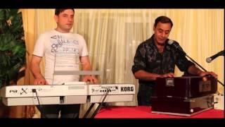 Kaber Ghanizada.Afghan music(shanidam ke hazme safar kar di)