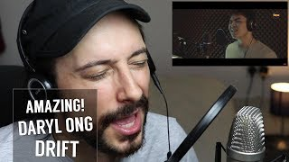 vocal coach reaction daryl ong dive
