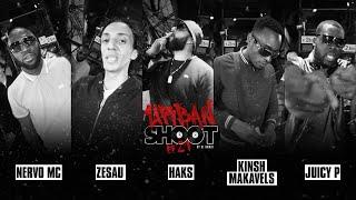 Urban Shoot #21   Zesau - Juicy P - Nervo MC - Haks - Kinsh Makavels