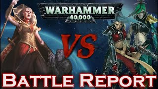 Drukhari Vs Genestealer Cult Warhammer 40k Battle Report