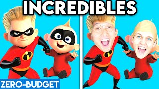 INCREDIBLES 2 WITH ZERO BUDGET! (Incredibles 2 Movie PARODY)
