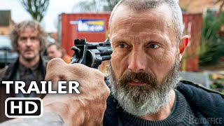 RIDERS OF JUSTICE Trailer (2021) Mads Mikkelsen