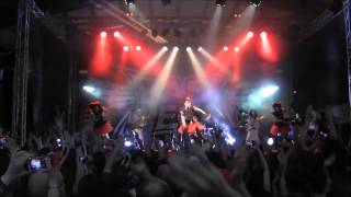 BABYMETAL Megitsune  Live @ Italy