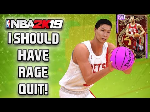 I Should Have Quit! Amazing Comeback with Chinese New Year Yi? NBA 2K19 MyTeam