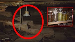 She Found A Hidden Trap Door Beneath Her Carpet  But What Was Waiting Below OMG | Did You Know ?