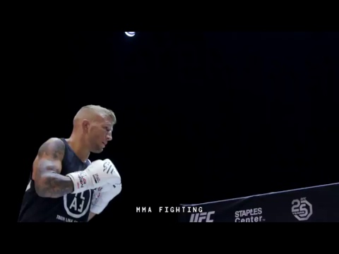 UFC 227 Open Workout Live Stream - MMA Fighting