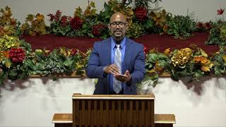 Why are you here? Minister Joe Malone Recorded Aug 1, 2021