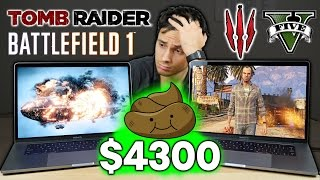 More Gaming on a $4300 MacBook Pro