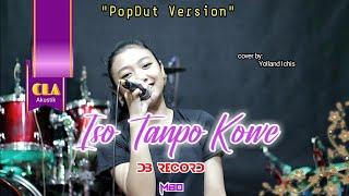 Download lagu ISO TANPO KOWE - ALINDRA MUSIK    Cover Yolland Ichis    opo Ra ngelingi sopo seng ngancani
