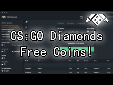 CS:GO Diamonds, Free Coins! Read Desc! No Download! May 2016