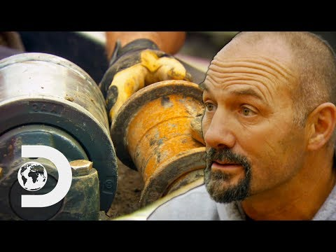 Dave's New Piece Of Equipment Will Double Production Of Gold! | Gold Rush: Dave Turin's Lost Mines