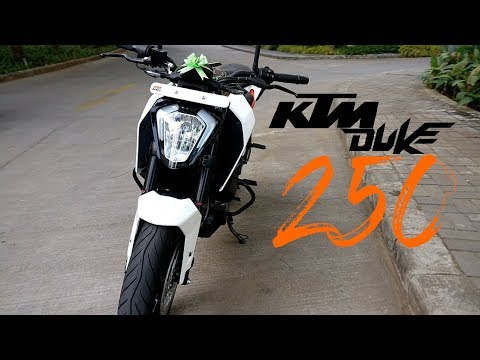 TAKING DELIVERY OF MY DREAM BIKE | 2017 KTM DUKE 250 | **Excited**