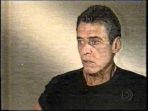 Chico Buarque no Jornal da Globo