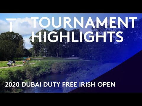 Extended Tournament Highlights | 2020 Dubai Duty Free Irish Open
