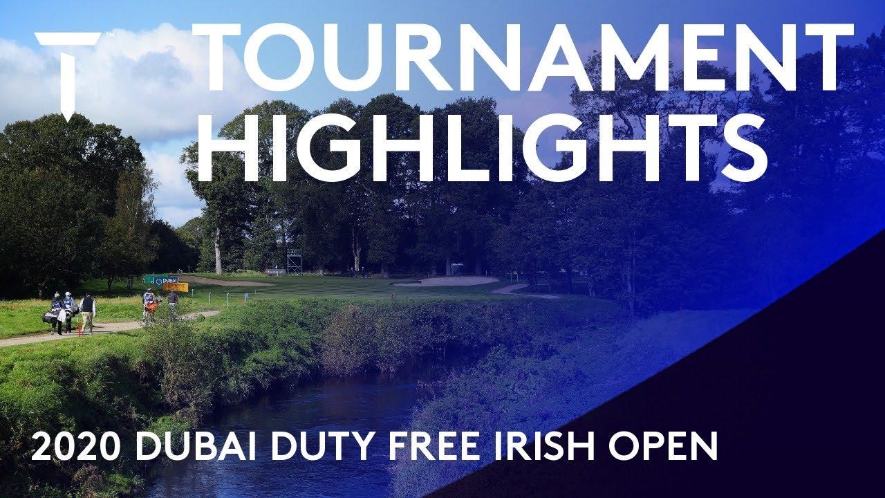 Extended Tournament Highlights | 2020 Dubai Duty Free Irish Open
