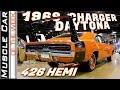 1969 Dodge Charger Daytona 426 Hemi - Muscle Car Of The Week Video Episode 335