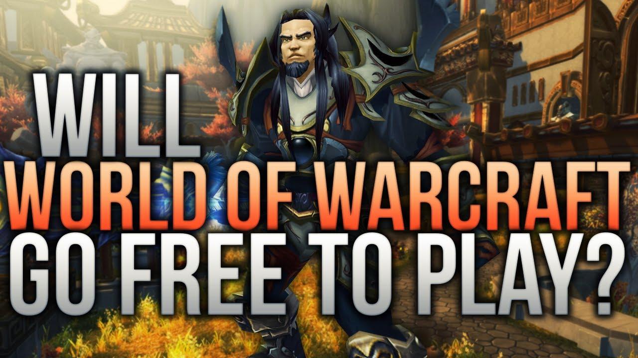 World Of Warcraft Gratis Spielen